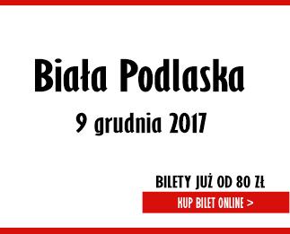 Alosza Awdiejew Biała Podlaska 09.12.2017