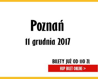 Piwnica pod Baranami kolędy Poznań 11.12.2017