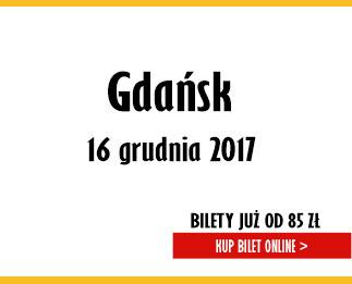 Piwnica Pod Baranami kolędy Gdańsk 16.12.2017