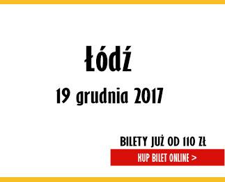 Piwnica Pod Baranami kolędy 19.12.2017 Łódź