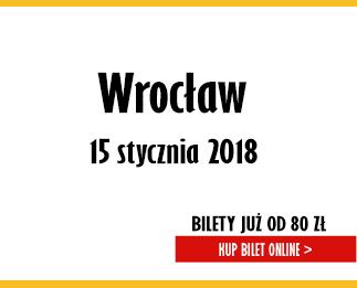 Piwnica Pod Baranami kolędy 15.01.2017 Wrocław