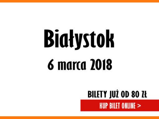 Alosza Awdiejew 06.03.2018 Białystok