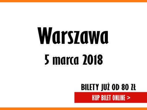 Alosza Awdiejew 05.03.2018 Warszawa