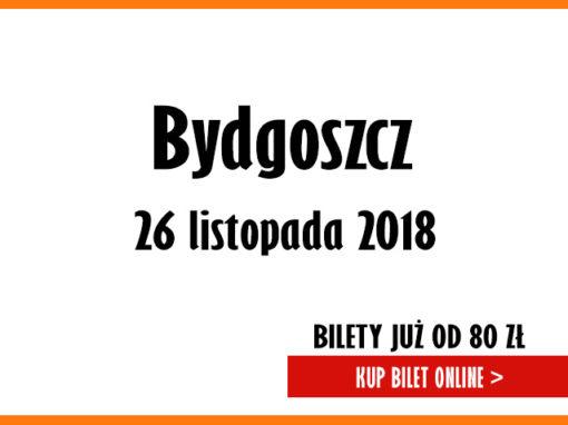 Alosza Awdiejew – 26.11.2018 Bydgoszcz