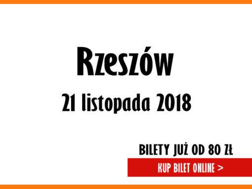 Alosza Awdiejew – Rzeszów 21.11.2018