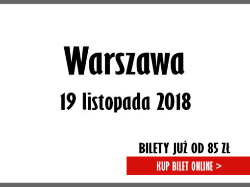 POD BUDĄ 19.11 Warszawa