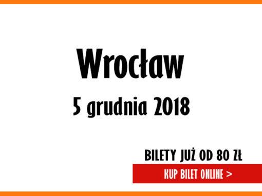 Alosza Awdiejew – Moje ulubione Piosenki – Wrocław NFM 5.12.2018