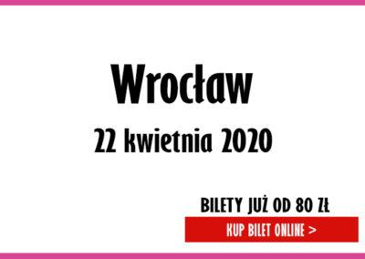Alosza Awdiejew – ostatnia trasa koncertowa – Wrocław